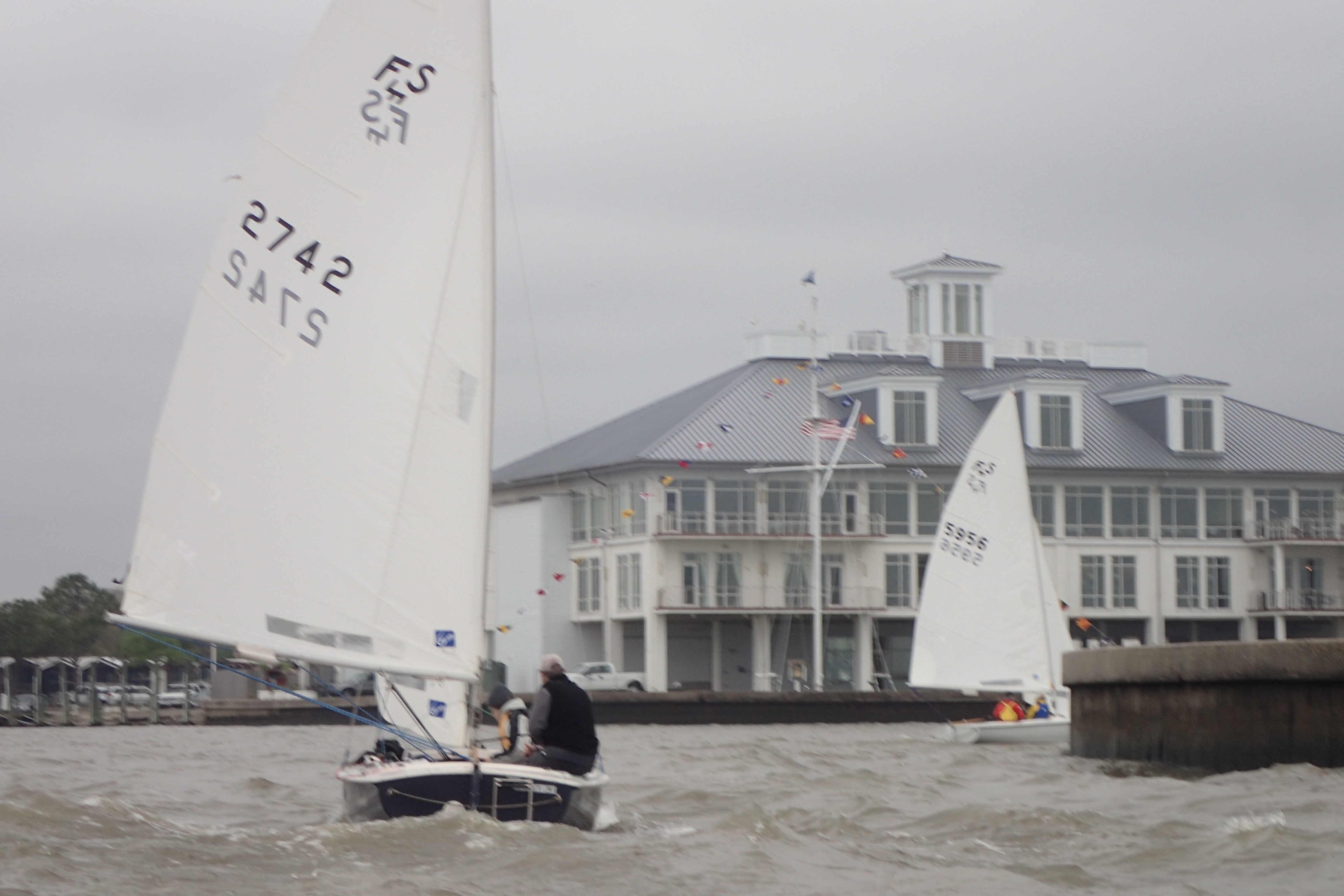 2017 Midwinters at Southern Yacht Club, New Orleans, LA