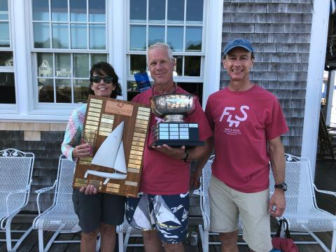 New England District Champions Roger and Kate Sharp